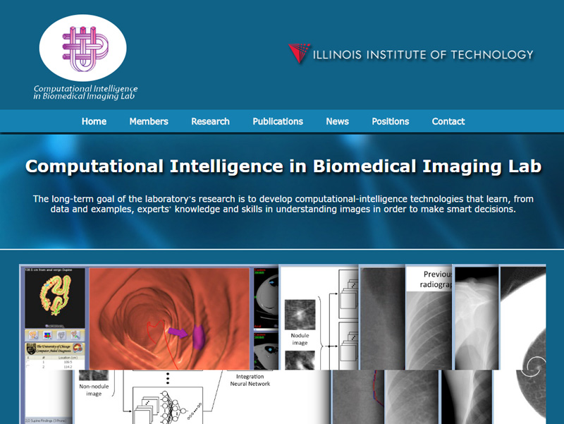 Computational Intelligence in Biomedical Imaging Lab