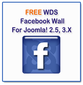 Facebook Wall Joomla! Extension Free