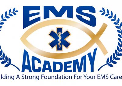 Custom Logo Design For EMS Academy