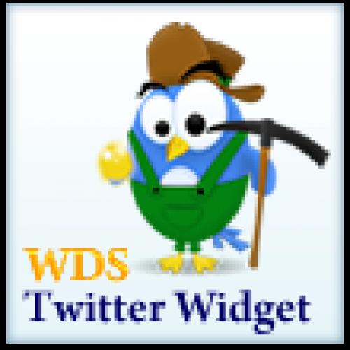 Twitter Widget For Joomla
