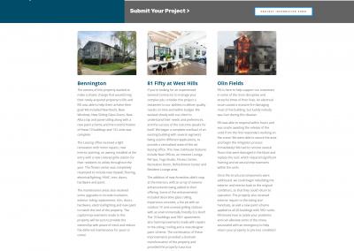 Custom WordPress Website for RSI